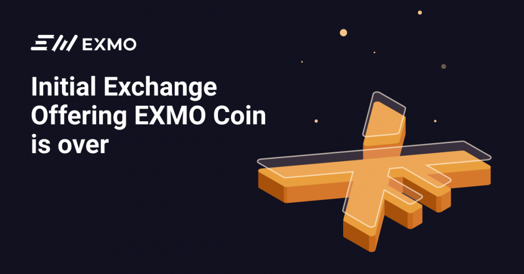 exmo coin ieo third round