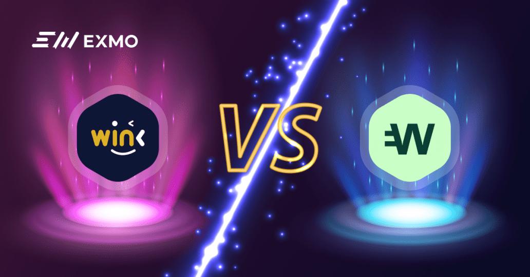 голосование Wink vs Wirex