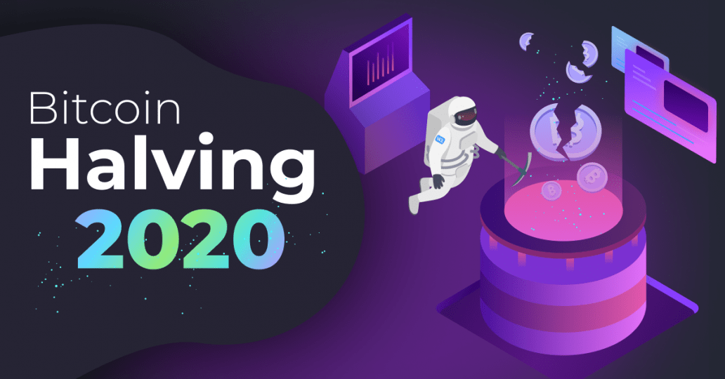 Халвинг Биткоин 2020