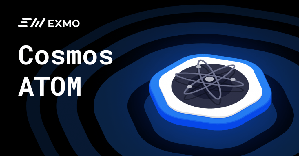Cosmos ATOM Cryptocurrency on EXMO