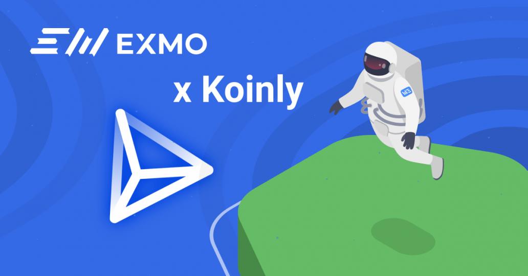 exmo-koinly partnership