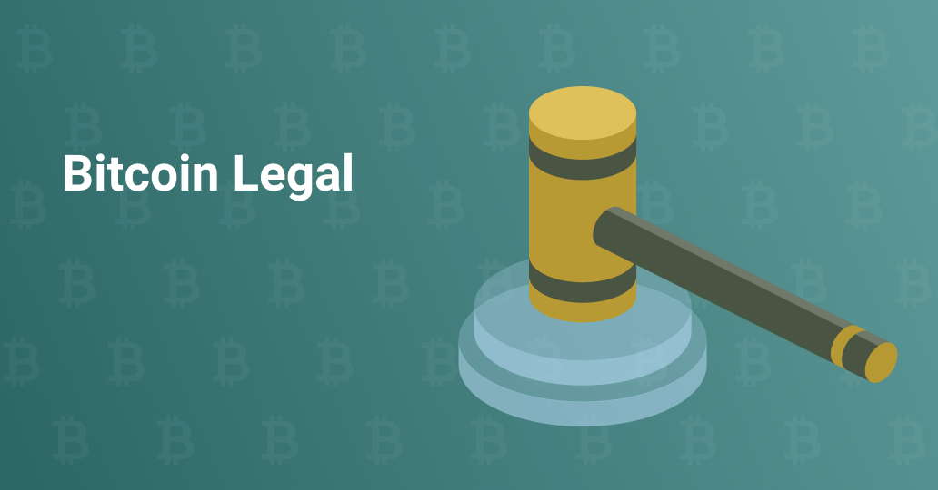 legal status Bitcoin