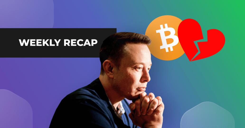 Elon breaks up BTC's heart