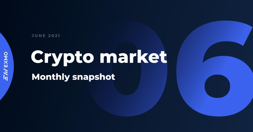 Crypto market June