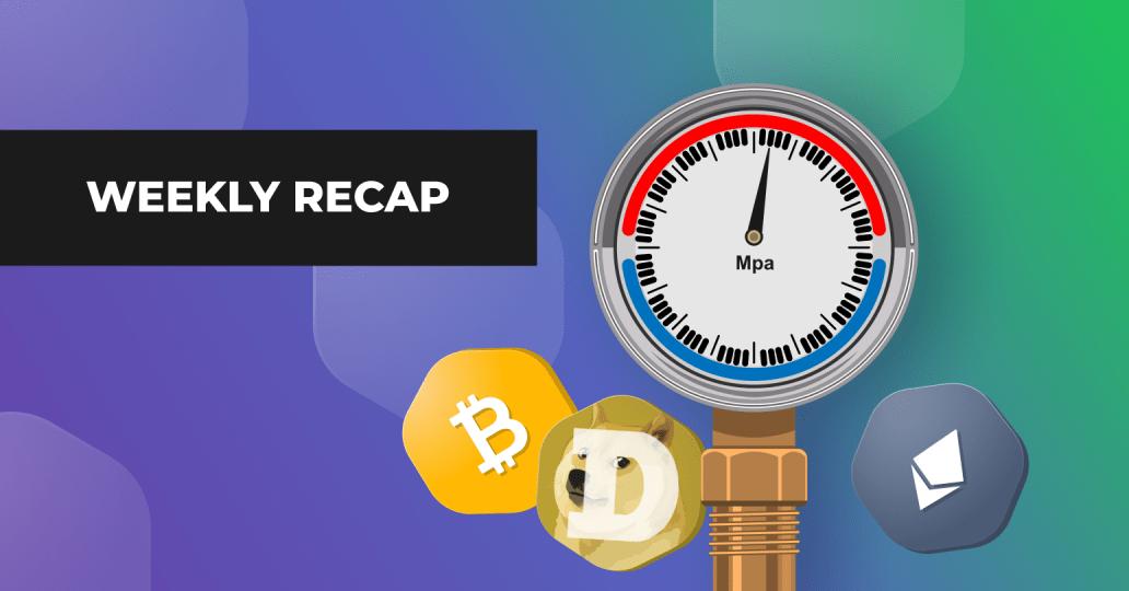 Cryptomarket under pressure