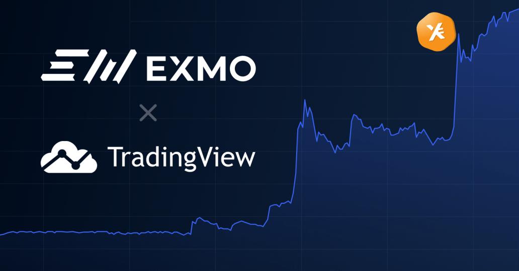 EXMOxTradingView partnership