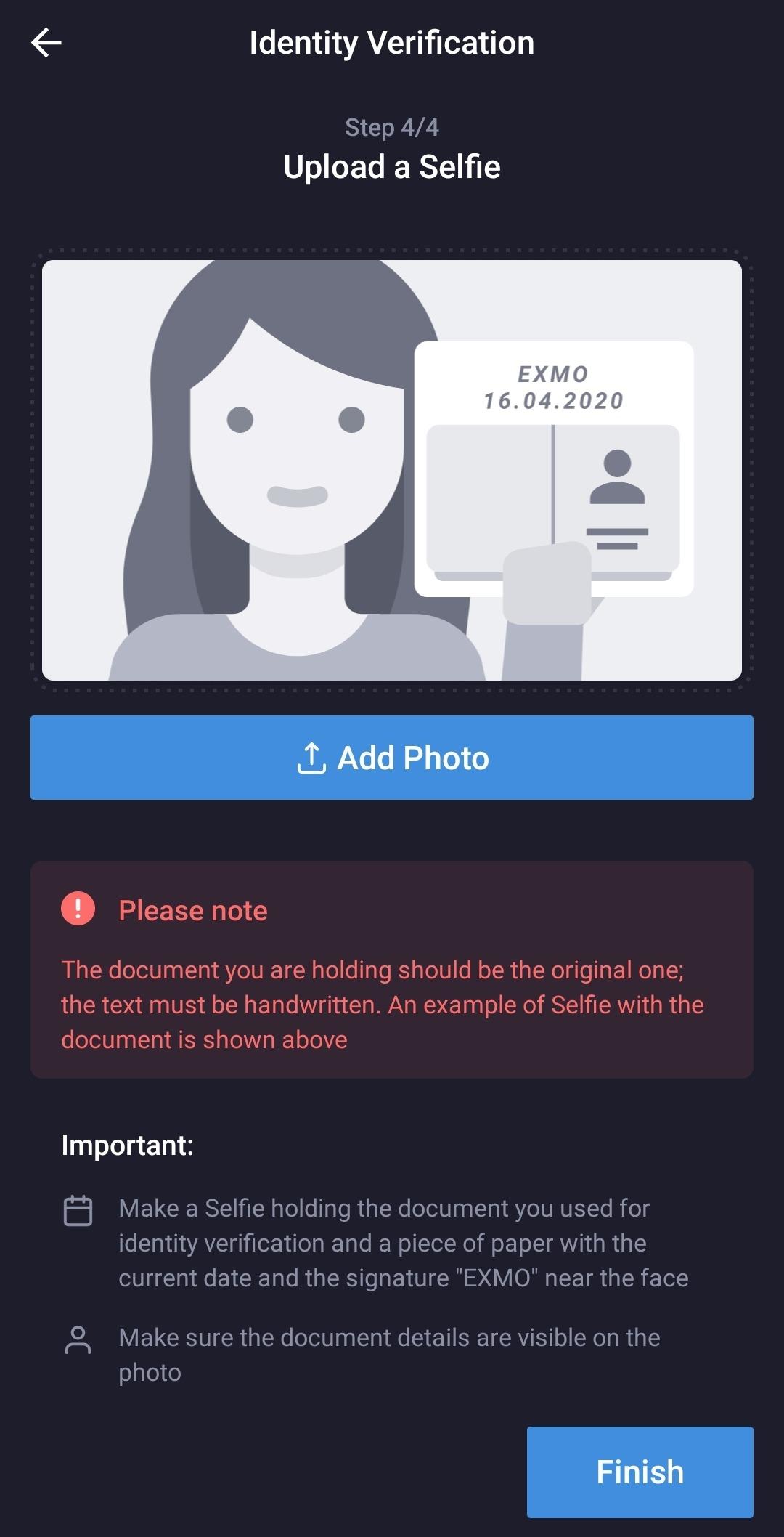 Identity verification 4